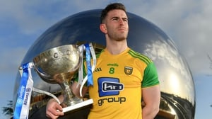 Paddy McBrearty: 'It was a learning curve last year'