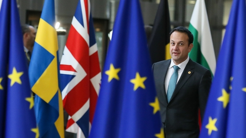 Taoiseach reaffirms Ireland's commitment to membership of the European Union in Strasbourg