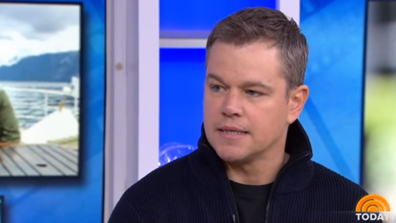 Blue with envy: Matt Damon's no to Avatar cost him BIG