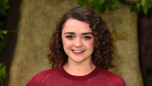 Maisie Williams: ''I'm currently filming for the final season, which is all a bit weird. It's been my entire career