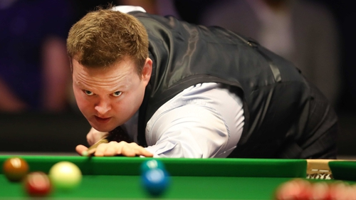 Shaun Murphy: 'I didn't think I was bottling it.'