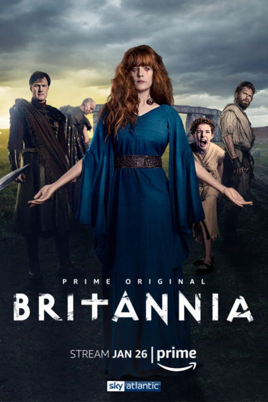 "Preview:  ""Britannia"", a new historical drama on Sky Atlantic"