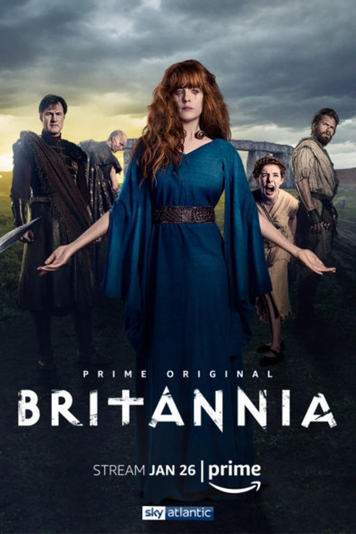 "Preview:  ""Britannia"", a new historical drama on Sky Atlantic"
