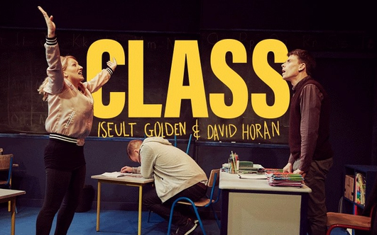 """Class"", a play by Iseult Golden and David Horan"
