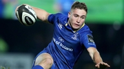 Larmour has been in scintillating form for Leinster