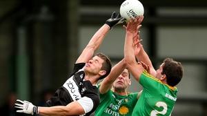 Leitrim and Sligo met in the FBD Connacht League