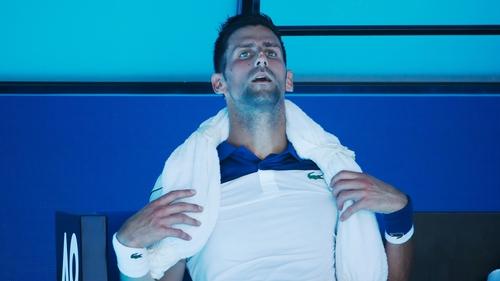Federer in Australian Open 2nd round