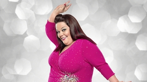 "Lisa Riley says she had ""a wonderful life"" before weight loss"