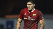 Munster's Gerbrandt Grobler will be in action tomorrow evening