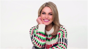 Amy Huberman on lockdown, homeschooling and staycations