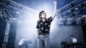 Christine and the Queens by James Murray