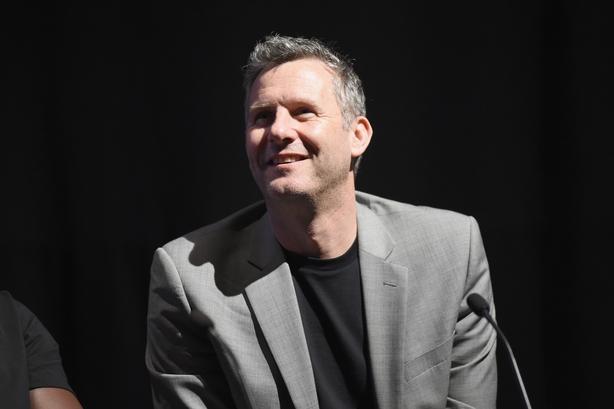 Comedian Adam Hills