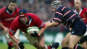 Anthony Foley during the 2003 Miracle Match
