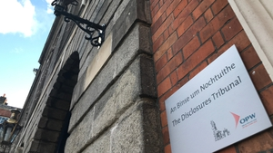 The Disclosures Tribunal is taking place at Dublin Castle