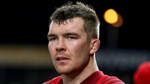 Peter O'Mahony has been passed fit to face Castres