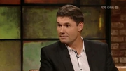 Padraig Harrington spoke about his career and hopes for the future on the Late Late show tonight