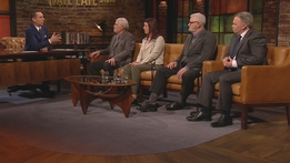 Missing people panel | The Late Late Show