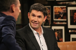 Padraig Harrington | The Late Late Show