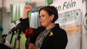 Mary Lou McDonald will be formally ratified at a special Sinn Féin Ard Fheis in Dublin on 10 February