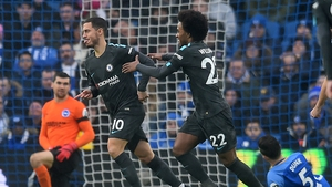 Eden Hazard and Willian are wanted by several clubs
