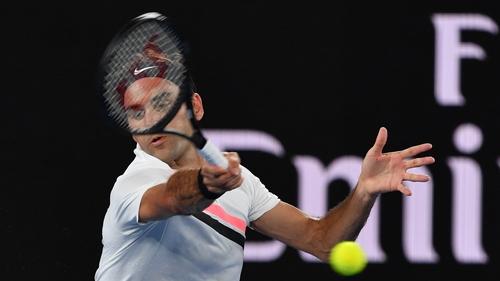 Hyeon Chung keeps winning, gets Federer next