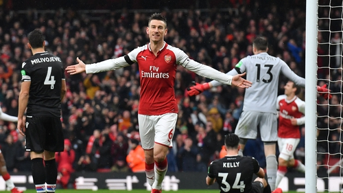 Arsenal Thrash Palace 4-1 As Sanchez-To-Man Utd Saga Lingers