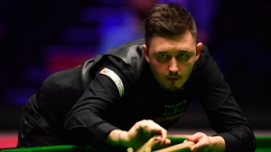 Kyren Wilson made the third maximum break of his career at the Marshall Arena this evening