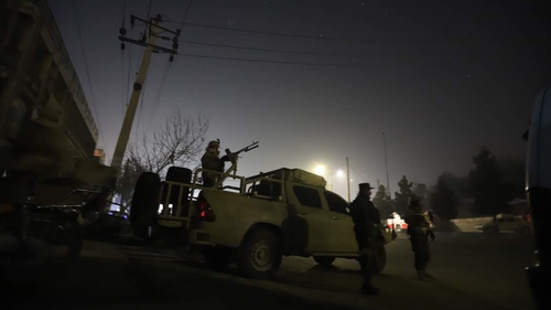 Four gunmen attack Kabul's Intercontinental Hotel, no details of casualties yet