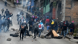At least 31 people have died in violent protests since the election last November