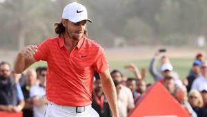 Tommy Fleetwood has retained his title