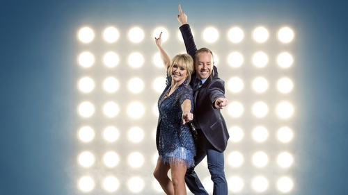 "Cheryl Baker and professional partner Daniel Whiston - ""I have had the best time"""