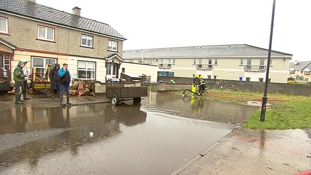 Floods Sligo
