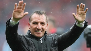 Brendan Rodgers looks set for a return to the Premier League