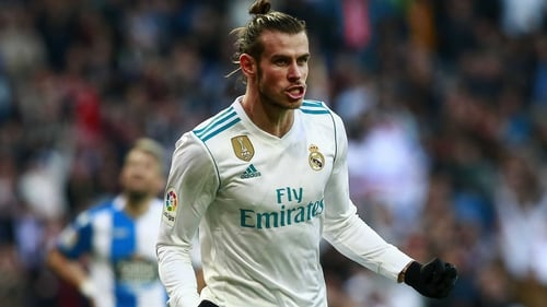 Gareth Bale grabbed a brace for Real Madrid