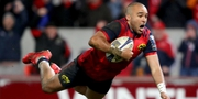 Simon Zebo is likely to miss out for Munster