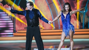 Marty Morrissey and partner Ksenia Zsikhotska will be hoping for better scores from the judges