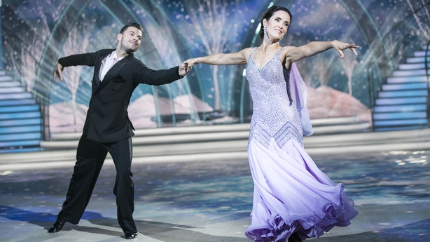 Maia Dunphy was a fast improver on Dancing with the Stars