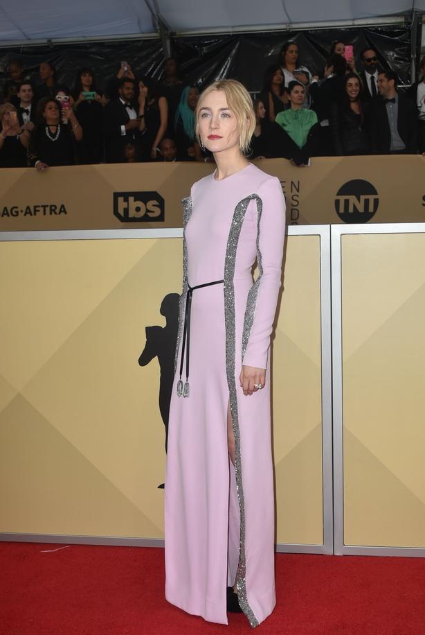 Saoirse Ronan SAG Awards