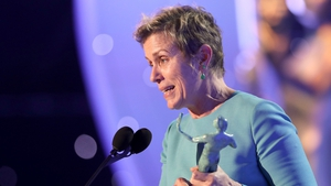 Frances McDormand wins top gong for Three Billboards Outside Ebbing, Missouri