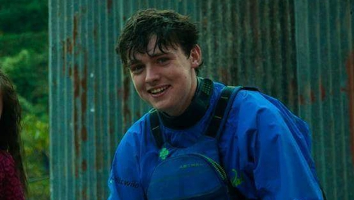 It is understood that Alex McGourty had been travelling with a group of kayakers