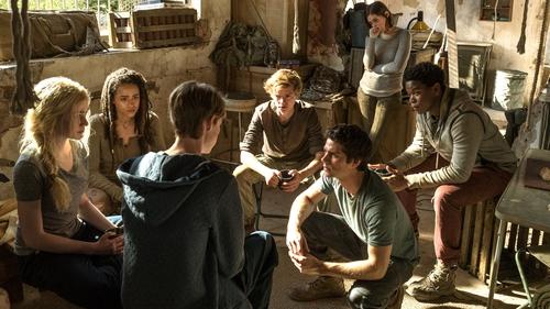 The third instalment in the epic Maze Runner saga hits cinemas this week