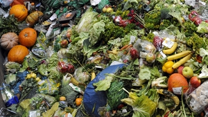 The Climate Action Plan includes a commitment to halve food waste by 2030.