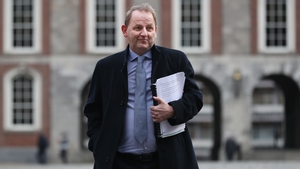 Sergeant Maurice McCabe will only give evidence once during the Tribunal