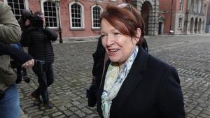 Nóirín O'Sullivan was giving evidence for a second day