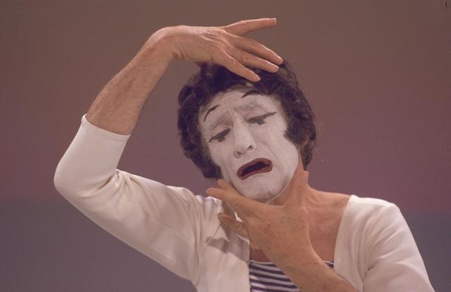 Marcel Marceau (1978)