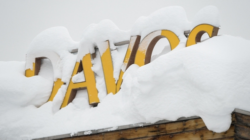 The Swiss town of Davos has become inextricably linked with the World Economic Forum