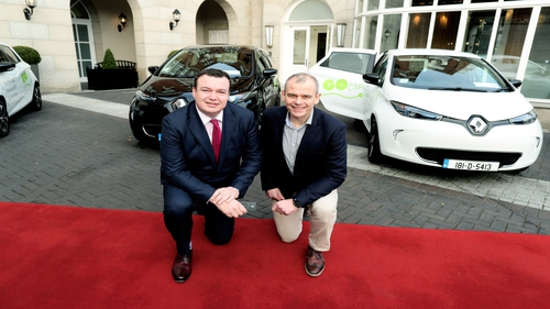 Renault and GoCar have teamed up to add five more electric Zoe cars to the fleet available in Dublin.