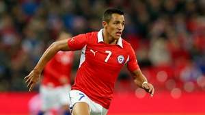 The Chile forward arrives at Old Trafford after three-and-a-half years at the Emirates