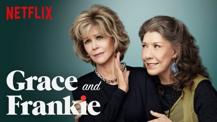 """Grace and Frankie"" on Netflix"
