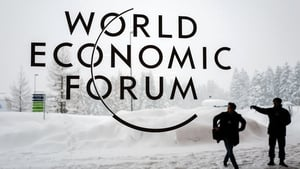 Donald Trump is the main attraction at this year's Davos gathering, which starts tomorrow